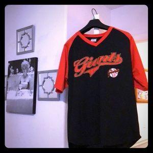 San Francisco giants baseball jersey